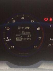 Low mileage Honda Civic