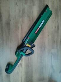 Qualcast 36v cordless hedge trimmer