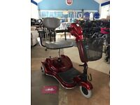 This listing is for a Wheeltech Merits 3 wheel electric mobility scooter - Excellent condition!