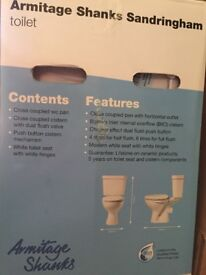 *BRAND NEW* Toilet and sink