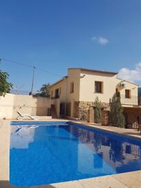 Costa Blanca Spain property for sale – in Jalon Valley