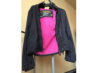Ladies Super dry jacket with hoody XL size (Sale: £20 ), house clearence/cheap/jumper