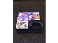 PlayStation 4 500gb. UNOPENED CALL OF DUTY LEGACY EDITION