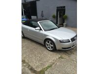 audi a4 convertible 3.0 quattro sport auto spares or repairs 1495 ono