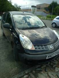 Nissan Note S
