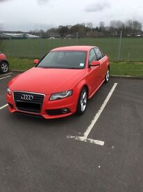 Audi A4 S-Line, 2010, £8,595-Reduced!