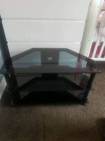 Tv Stand And DVD Player