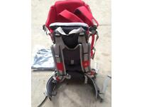 CROSS COUNTRY S3 CHILD CARRIER AS NEW NEVER USED