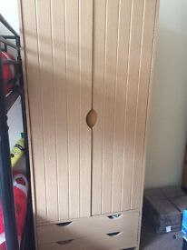 Wardrobe good condition