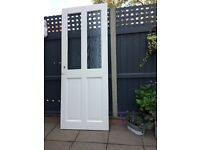 "Internal glazed door 30x78"" Free"