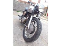 ROYAL ENFEILD 250 CRUSADER .EXTENSIVE HISTORY.1963.. POSS PX