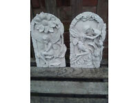 Two Super Fairy Plaques