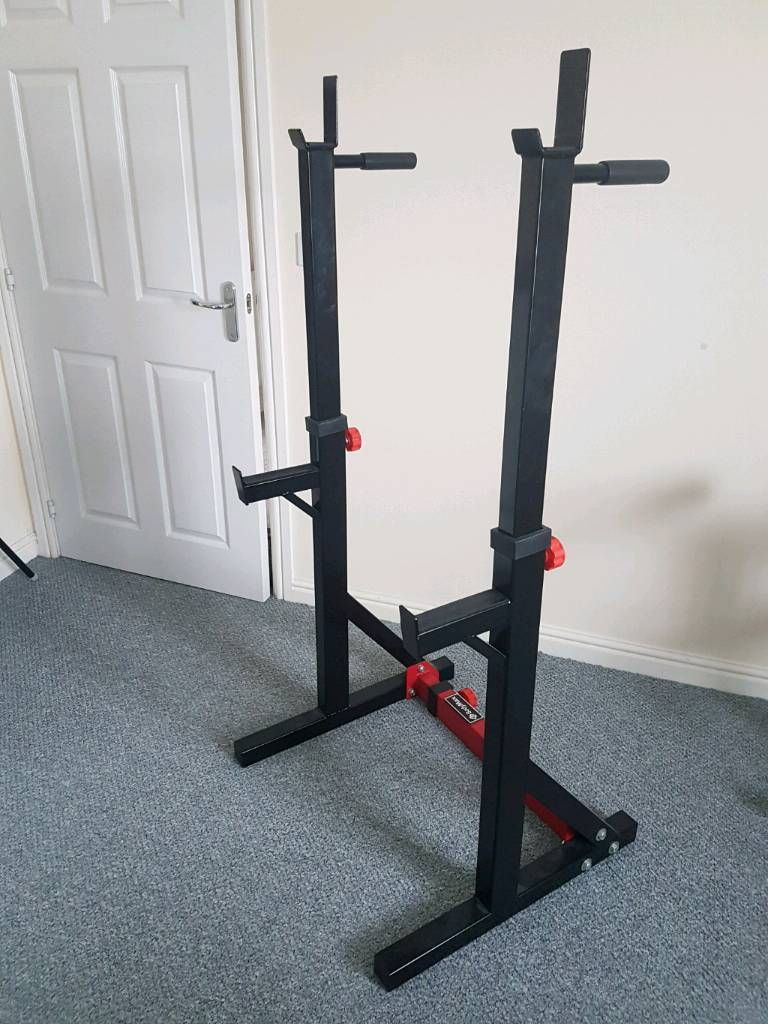 Bodymax Cf315 Squat Stand Amp Dip Rack In Exeter Devon