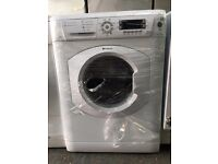 HOTPOINT ULTIMA free standing washing machine 8 kg super silent model perfect working order