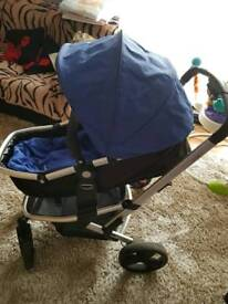 Pram for sell 2 in 1