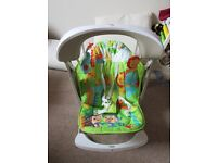 Fisher-Price Rainforest Friends Take Along Swing & Seat baby chair