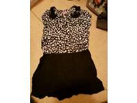 Girls playsuit age 10
