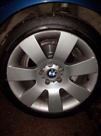 Alloys 18 inch BMW 5 series
