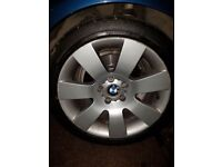 Alloys 18 inch BMW 5 series