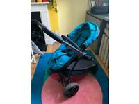 iCandy pram - complete package in good condition.