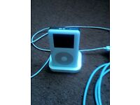 White apple ipod
