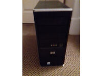HP PC TOWER FOR SALE.(BARGAIN}.
