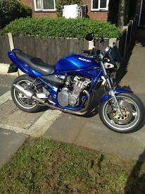 Suzuki bandit 600 2001