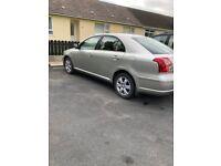 Toyota, AVENSIS, Hatchback, 2006, Manual, 1995 (cc), 5 doors