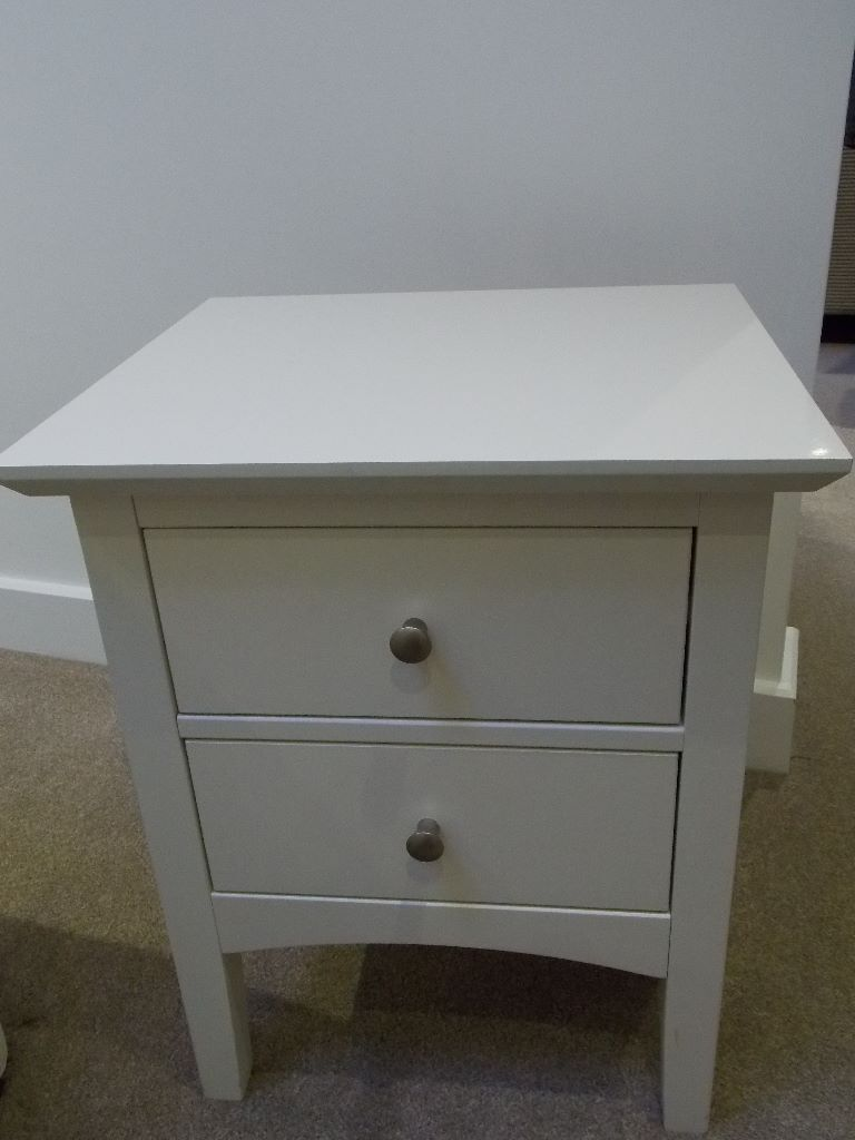 M Amp S Hastings Bedside Cabinet Reduced In Barnet
