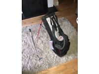 Ping Hoofer 2016 golf bag in super condition