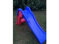 SOLD Early Learning Centre garden slide for toddler