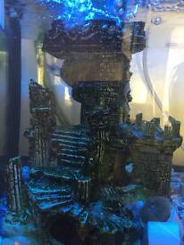 Fish tank ornament (castle)