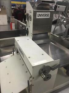 Universe Two Pass Pizza Dough Sheeter - iFoodEquipment.ca