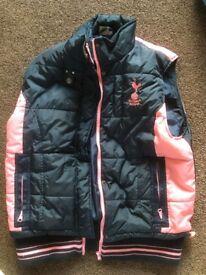 Tottenham Hotspur (Spurs) Ladies Body Warmer Jacket - Official merchandise - £5