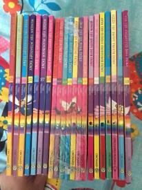 Rainbow Magic Fairy stories