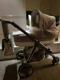 ipop bebe car pram and pushchair
