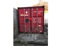40FT x 8FT Shipping Container to RENT for secure storage - 24 hour access. In Brighton