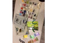 Bead-crafter selling up!
