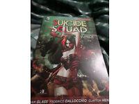 DC Comic's Suicide Squad Graphic Novels