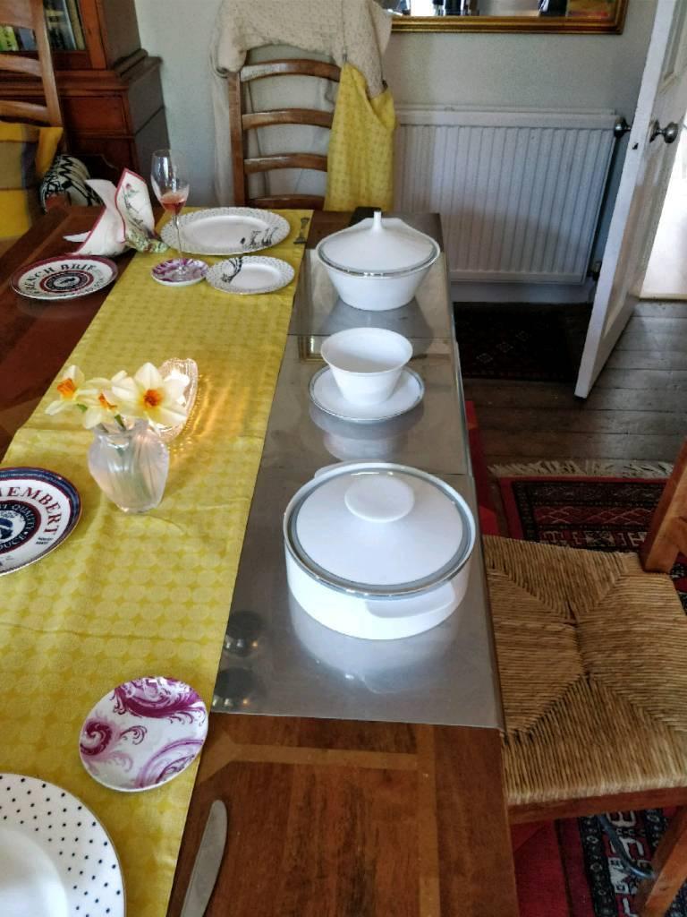 John Lewis Stainless Steel Kitchen Worktop Table Protector