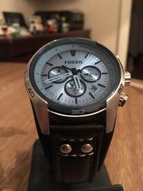 Fossil men watch