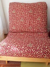 Single futon/ chair/ bed