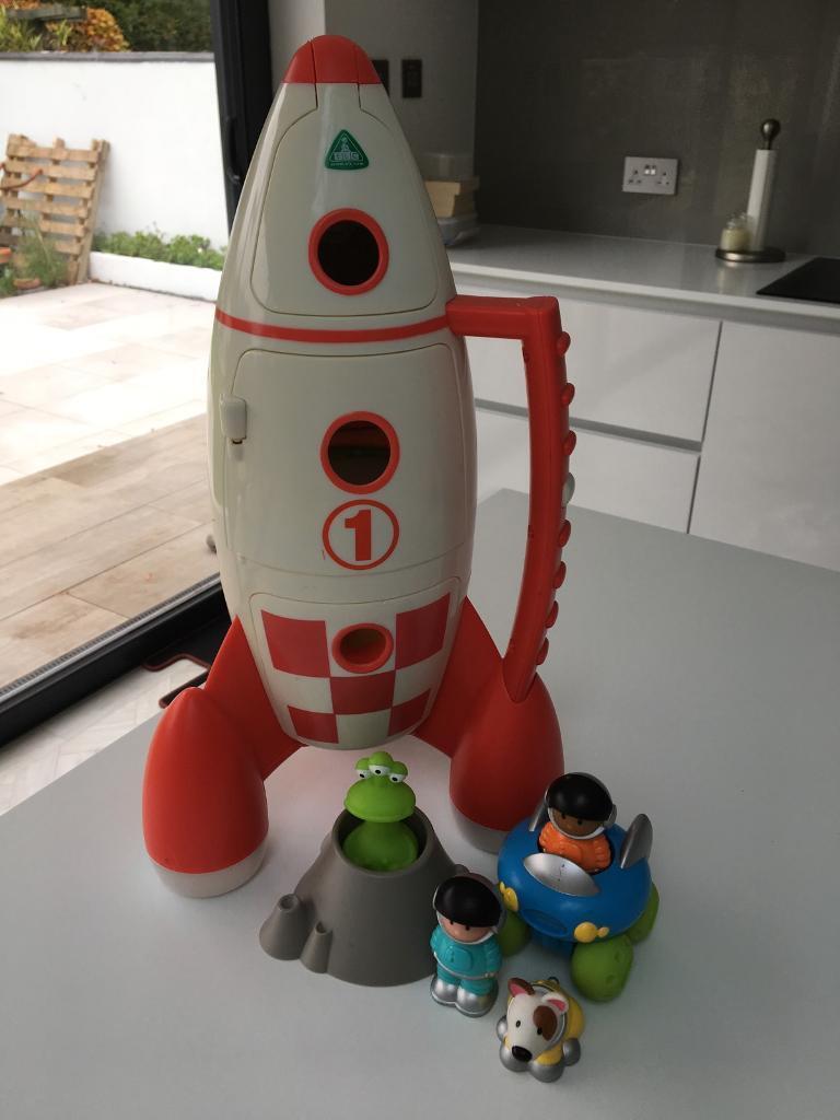 ELC Happyland Space Rocket