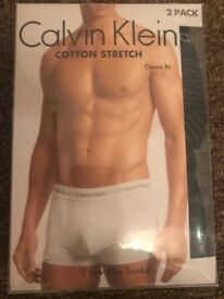 Men's Calvin Klein Boxers - Small