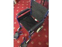 Wheelchair lite transit As new