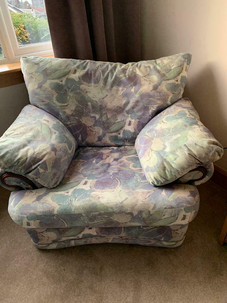 Armchairs for free | in Greenock, Inverclyde | Gumtree