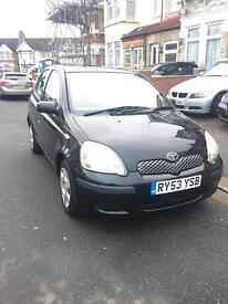 Toyota Yaris, £1399. Great Car