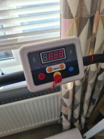 Electric Treadmill - Home Gym - Foldable - 500W