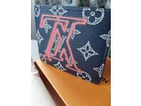 Louis Vuitton Monogram Upside down Multiple Wallet - SOLD OUT WORLDWIDE