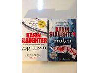 Books: Karin Slaughter: Broken/Cop Town